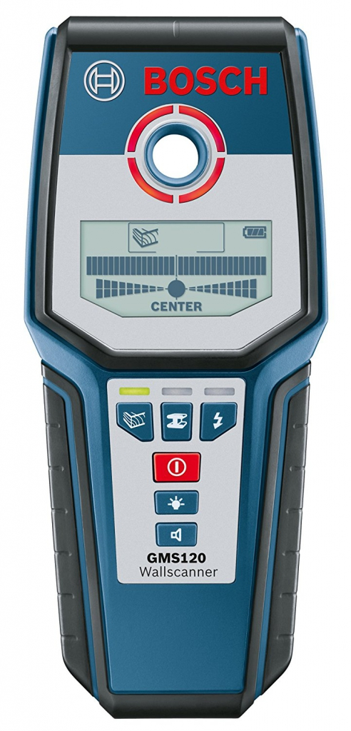 Bosch GMS120 Digital Multi Scanner Review