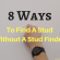 How To Find A Stud Without A Stud Finder – Homeowner DIY Tricks of the Trade