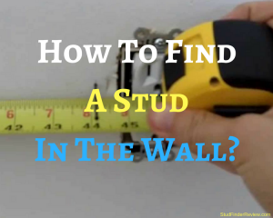 How To Find A Stud In The Wall
